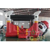China Commercial Adult Inflatable Bounce House Rental With Dog Shape wholesale