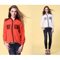 China Wholesale Womens Clothing Fashion Shirts Womens Leisure Wear Brand Clothes Wholesale&Retail Drop Shi on sale