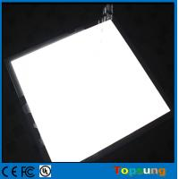 China dimmable white led suspended ceiling panel 60*60cm square light wholesale