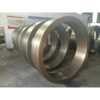 Quality Large Diameter Forged Steel Metal Flanges For Wind Power Industrial OD 3600mm for sale