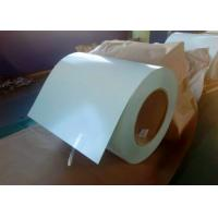 China PPGL Color Steel Coil , RMP PVC Film Protection Colour Coated Steel Coils on sale