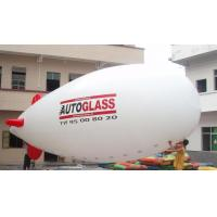 China inflatable white zeppeline with your custom logo wholesale