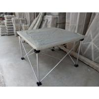 China Portable  Movable Stage Platform  T6082-T6 / plywood For Concert wholesale