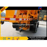 Quality 1200mm Filling Height Mobile Concrete Batching Incharge Hopper 800L for sale