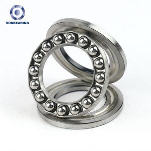 China Mechanical Parts Plane Thrust Ball Bearing 51106 SUN Bearing on sale