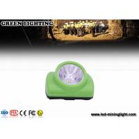 China Green Cordless Mining Lights , Brightest Explosive Proof Underground Tunnel Headlights wholesale