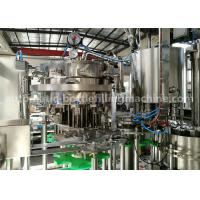 Buy cheap Low Cost Carbonated Sparkling Water / Soft Drink Filling Capping 2-in-1 Machine from wholesalers
