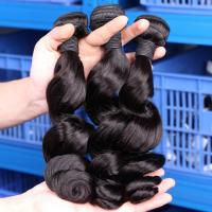 China Virgin Human Hair Vendors China Supplier Fashion Loose Wave 12 inch Brazilian Hair on sale