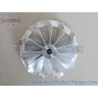 China GT3582R Turbo Compressor Wheel Casting 17201-67010 for Ford / Cummins wholesale
