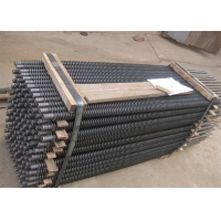 Heat Exchanger Laser Welded Stainless Steel Fin Tube  For Water Heater