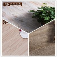 China Simple Pastoral Scenery/Interlocking/Environmental Protection/Wood Grain PVC Floor(9-10mm) wholesale