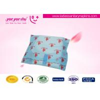 China Super Absorbent Disposable Female Sanitary Towels , 270mm Heavy Absorption Ladies Period Pad wholesale