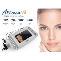 Buy cheap Aluminum Case 2 Handpieces Tattoo Permanent Cosmetic Makeup Eyebrows Machine from wholesalers