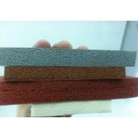 China Superior Thermal Stability Fireproof Insulation Materials High Density Foam Rubber Sponge wholesale