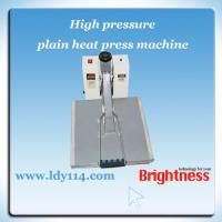 China Manual Plain Heat Press Machine wholesale