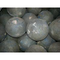 China Forged Casting Hot Rolling Grinding Steel Ball For Mine And Cement Plant wholesale