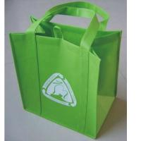 Wholesale custom promotional non woven bag with logo printing manufacturer from china suppliers