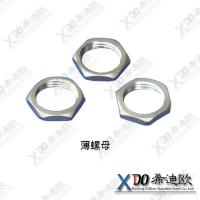 Buy cheap supplying 316L stainless steel hex thin nut factory low prices from wholesalers