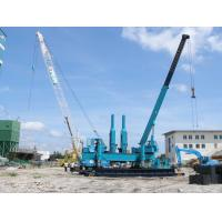 China Rotary Hydraulic Piling Machine , Precast Concrete Pile Pressing Machines wholesale