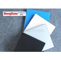 China Chemical Resin Solid Phenolic Panel Lab Furniture HPL Compact 3050*1525 MM Slab Size wholesale