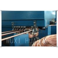 Hydraulic Copper Continuous Casting Machine , Alloy Horizontal Rod Wire Billet CCM