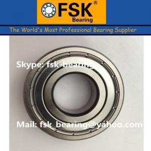 China Deep Groove Ball Bearings Caster Wheel Bearings 6001 6002 6003 Trolleys Bearings wholesale