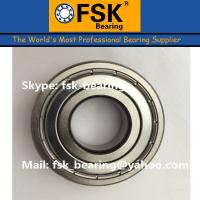 China SKF 6207-2Z Deep Groove Ball Bearings with High Speed Low Noise wholesale