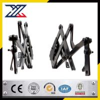 China Black Carbon Steel Metal Aluminum Stampings Products Electric Sofa Frame Parts wholesale