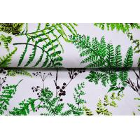 Quality Fine Printed Cotton Canvas / Twill Cotton Fabric For Garment 130 X 70 for sale