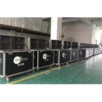 China Bright 12mm Aluminum Tool Cases / Fj Amplifier Flight Case With Custom Logo Printing wholesale