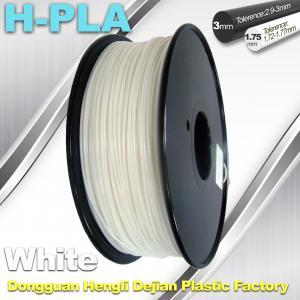 China Multi-color PLA Filament 1.75mm , 3D Printer Filament 1.0kg Net Weight wholesale