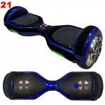 "China 2 Wheel Self Balance Hoverboard Cover Adhensive Vinyl Decal Skin 6.5"" wholesale"