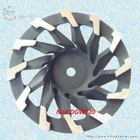 China Super Turbo Cup Grinding Wheel - DGWS20 wholesale