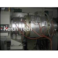 China Large Capacity Hdpe Pipe Extrusion Line Plastic Pipe Making Machine wholesale