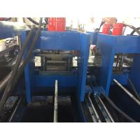 China Cold Rolled Steel 11Kw Cable Tray Making Machine Servo Feeding 10 Meters / Min wholesale