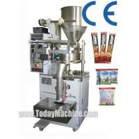 China 500-1000g Automatic Salt Candy Peanut Grain Bag Granule Fill Seal Packing Machine wholesale