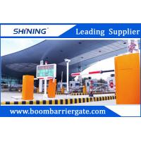 China 0.3S High Speed Automatic Lane Boom Barrier Gate For Toll Booth Management wholesale