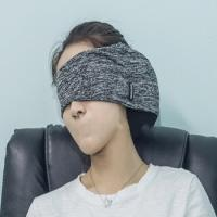 China Cotton Soft Cervical Neck Collar For Spondylitis U Shaped Anti - Snore With Eye Mask wholesale
