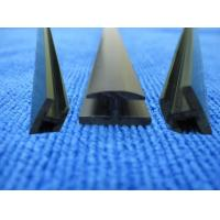 Quality Extruded plastic PC profile for sale