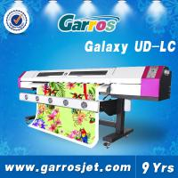 China Galaxy UD181LC Digital Eco Solvent Printer for Flex Banner/Vinyl with DX5/DX7 Head wholesale