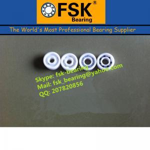 China ZrO2 Miniature Full Ceramic Ball Bearings 603 604 605 606 607 608 Skateboard Bearings wholesale