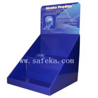 China 2 Tier Corrugated Counter Display wholesale