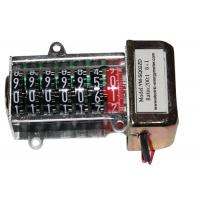 China Mechanical Stepper Motor Counter Register & Electromagnetic Counter For kWH Energy wholesale