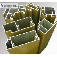 China 6061 T5 T6 T66 Sand Blasting , Satin Aluminium Door Profiles ROHS /  Approval wholesale