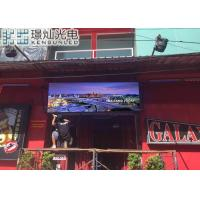 China CE 6500nits P6 LED Video Wall Water - Proof 960mm x 960mm  Iron Cabinet wholesale
