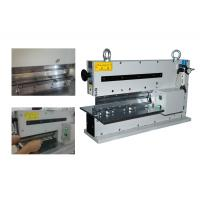 China Aluminum Pneumatic Pcb Depaneling Machine, Pcb Punching Machine With Round Knives,CWVC-2L wholesale