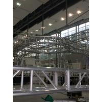 China Roofing Grand Aluminium Circular Lighting Truss Apply To Audio Show Event wholesale