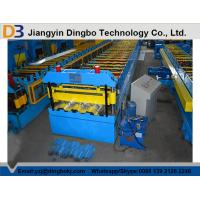 China Metal deck sheet roll forming machine for sale wholesale