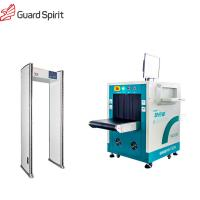 China Hotselling competitive factory price door frame multi zone Metal Detector Walk Through metal detector Scanner Gate wholesale
