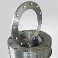 Buy cheap Forged Steel Flanges, Available in Different Types and Sizes from wholesalers